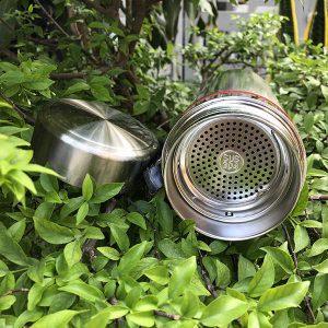 bình giữ nhiệt in khắc logo BGN 006