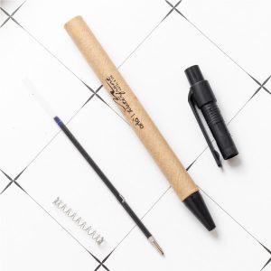 bút bi nhựa in logo quà tặng