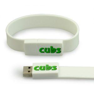 usb vòng đeo tay in logo quà tặng
